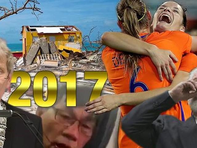 De heftigste filmpjes van 2017