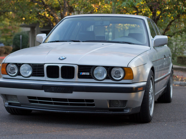 Could this E34 BMW M5 be your budget classic?