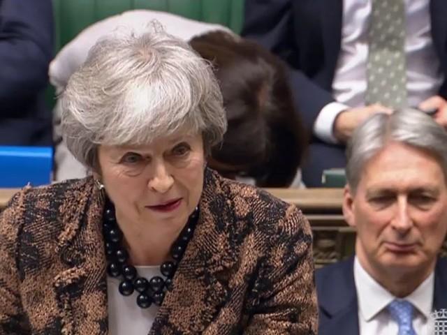 Theresa May blijft onverdroten trekken aan haar plan A