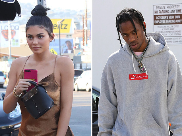 "Report: Kylie Jenner Having A ""Meltdown"" Over Travis Scott's Lack Of Interest In Her Pregnancy"