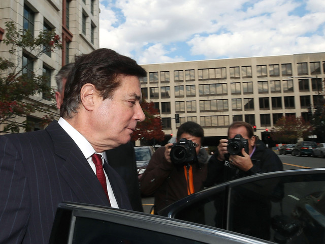 """Who They Want? Flip! Flip! Flip! Paul Manafort Enters Into """"Cooperation Agreement"""" With Mueller Investigation Against Donald Trump"""