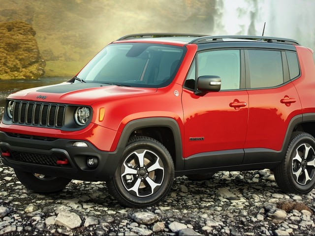 Jeep's first electric SUV will be smaller than the Renegade