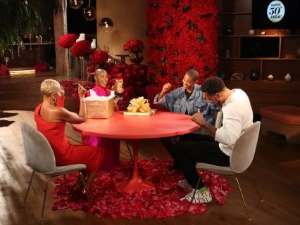 """""""Red Table Talk"""" Exclusive: Method Man Talks Total Body Transformation On Jada's 50th Birthday Episode, Admits Gam's Pic Got Him Going!"""