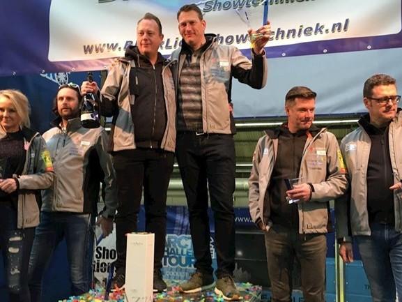 Alle deelnemers Arctic Challenge 2020 na monsterrit gefinisht in Enschede