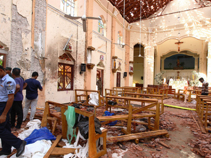 Sri Lanka Attacks: 290 Dead, 500 Injured, International Terror Group Believed To Be Responsible