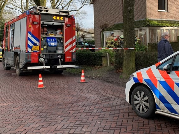 Bewoonster (69) komt om bij brand in huis in Cromvoirt