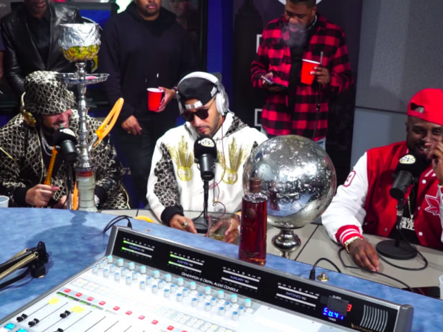 Swizz Beatz & French Montana Freestyle, Preview New Song on HOT 97