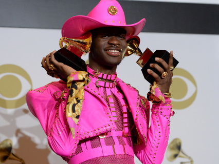 """Wait A Minute: Twitter Reacts To Lil Nas X Being Snubbed For """"Record Of The Year"""""""