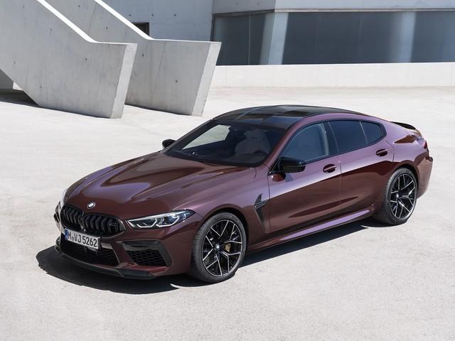 2019 LA AUTO SHOW: BMW M2 CS, M8 Gran Coupe, 2 Series Gran Coupe