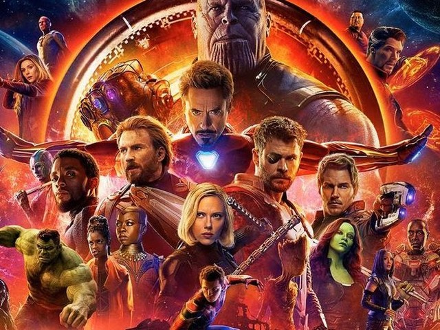 "Movie Review: ""Infinity War"" Is Big, Exciting, Intense And Funny . . . But Still Not Very Satisfying"