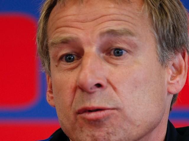 Vader Klinsmann de klos na heldenrol zoon