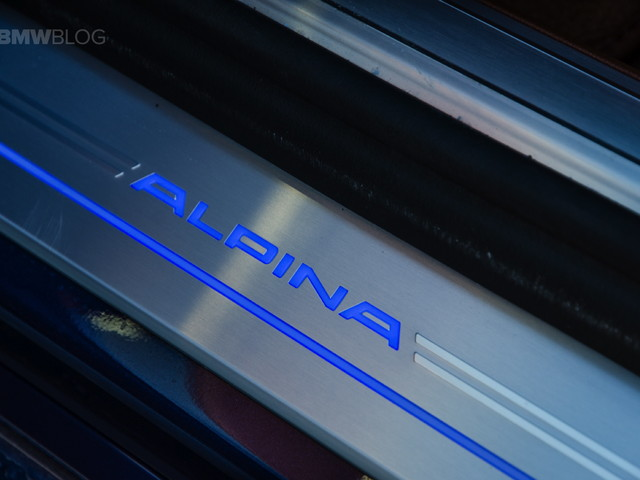ALPINA says NO to front-wheel drive vehicles