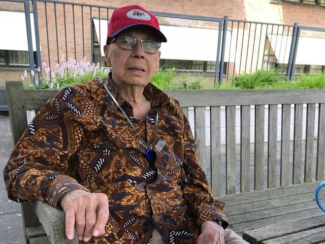 Ronald Scholte (1924-2018): Een vechtersbaas wiens hart smolt na de atoombom