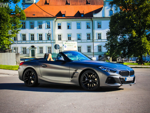 Could the BMW Z4 Roadster Make a Return as an Electric Sports Car?
