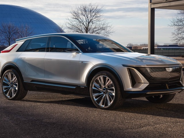 2023 Cadillac Lyriq will start under $75,000