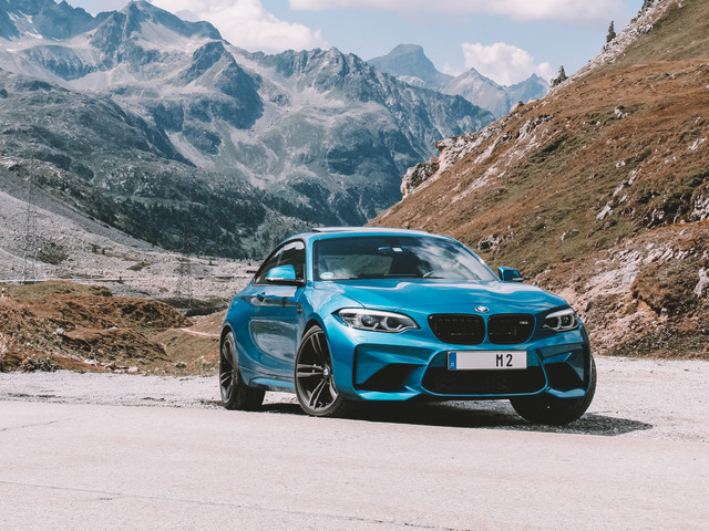 The Ultimate Weekend Trip In Switzerland With The BMW M2