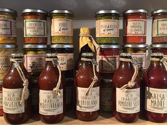 Italiaanse speciaalzaken en delicatessen