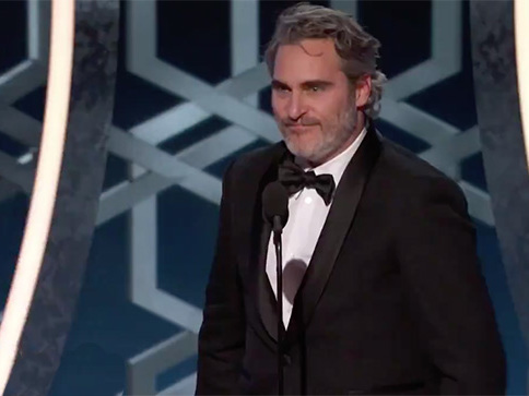 Was Joaquin Phoenix The Most Annoying Golden Globes Winner Or The Most Woke?