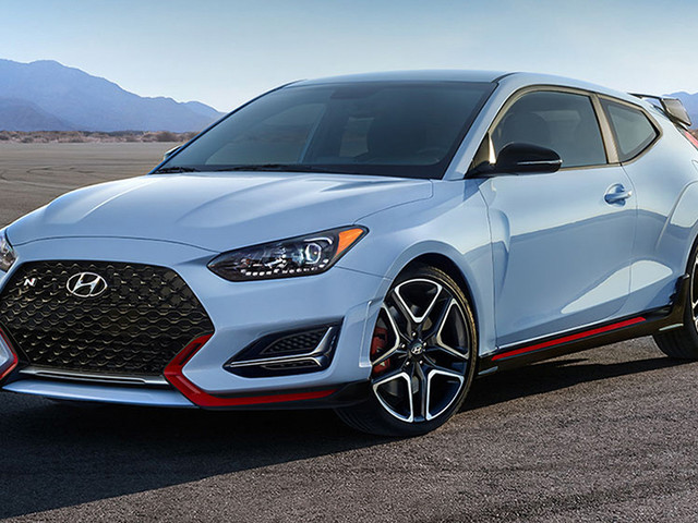 2019 Hyundai Veloster N: This Is Hyundai's Hottest Ever Hatch – Official Photos and Info