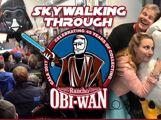 Latest Episode of Skywalking Through Neverland Recaps On Their Trip To Lucasfilm