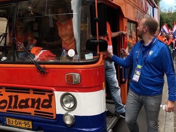 John waakt over het Oranjelegioen in Frankrijk: 'Trots en bijzonder gevoel'