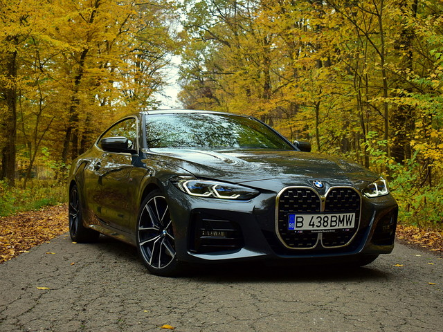 TEST DRIVE: 2021 BMW 420d xDrive Coupe (G22) – The Rebel