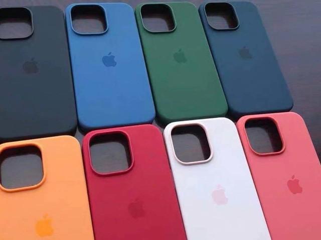 Zijn dit de officiële Apple-hoesjes voor de iPhone 13?