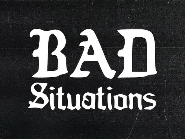 "Morray – ""Bad Situations"""