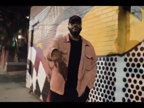 "Quentin Miller ""Road Less Traveled"" Video"