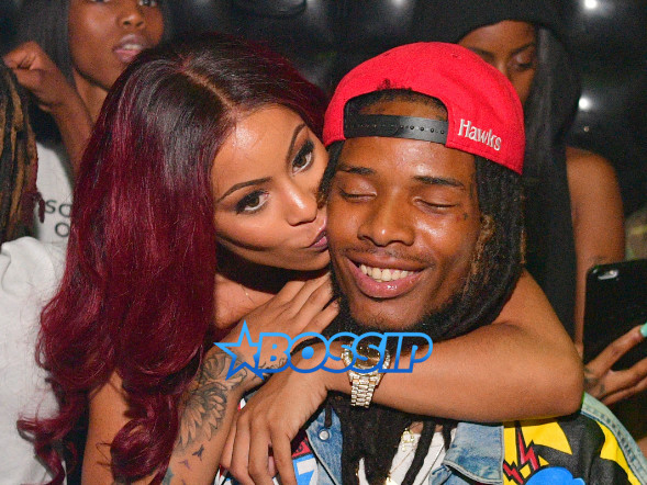 Case Of The Ex? Preggo Alexis Skyy Feels THIS Way About Reuniting With Baby Daddy Fetty Wap