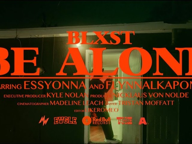 "Blxst – ""Be Alone"" (Video)"