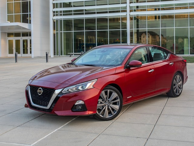 2019 Nissan Altima Edition One unveiled
