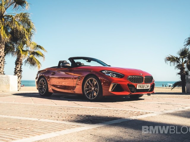 The BMW Z4 M40i makes much more torque than claimed