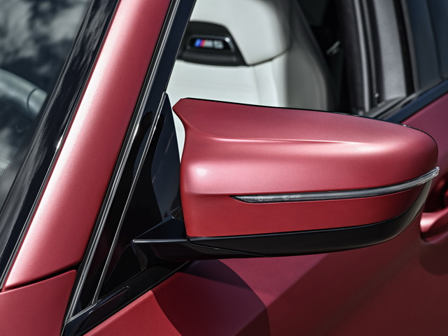 BMW Exterior Mirror Design: A visual history of the last 30 years