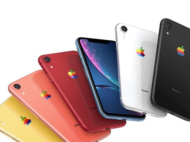 'Regenbooglogo keert dit jaar terug op verschillende Apple-producten'