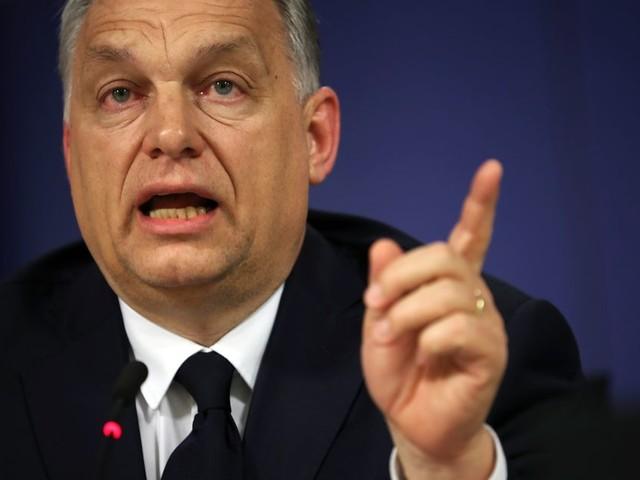 De Europese christendemocraten schorsen de partij van Orbán op de mildst mogelijke manier