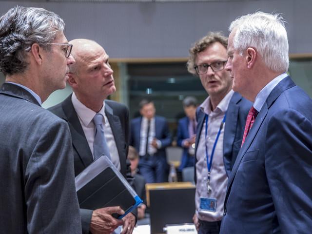 Minister Blok: brexitakkoord goed voor Nederland