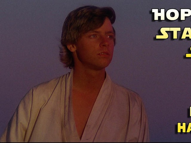 Hope In The Star Wars Saga by Patty Hammond