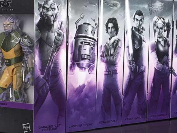 Hasbro Reveal New Packaging For Black Series And It Is Awesome!
