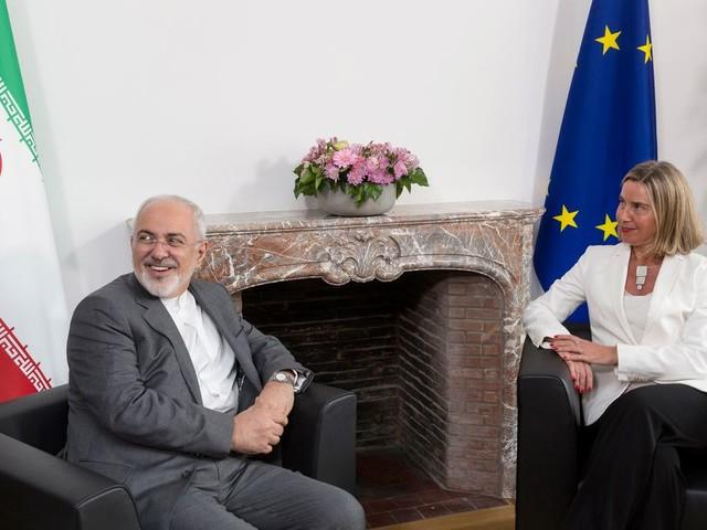 De EU en Iran zijn voor even 'vrienden' om de handel te redden