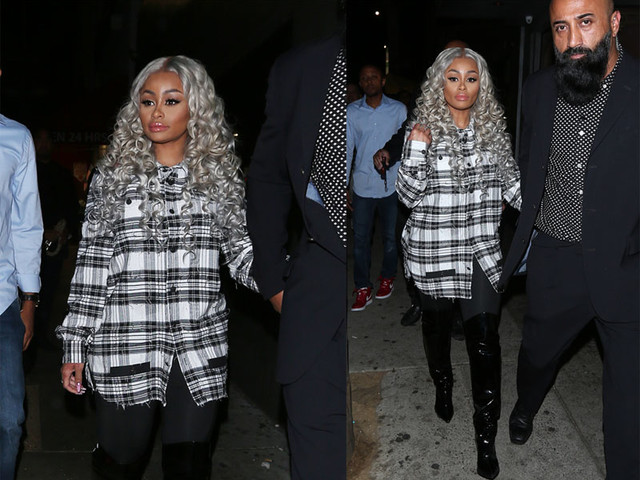 New Wig Who Dis: Blac Chyna Goes Gray, Do You Hate It Or Love It?
