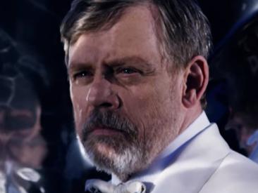 VIDEO - Mark Hamill on playing Luke Skywalker in Star Wars: The Last Jedi