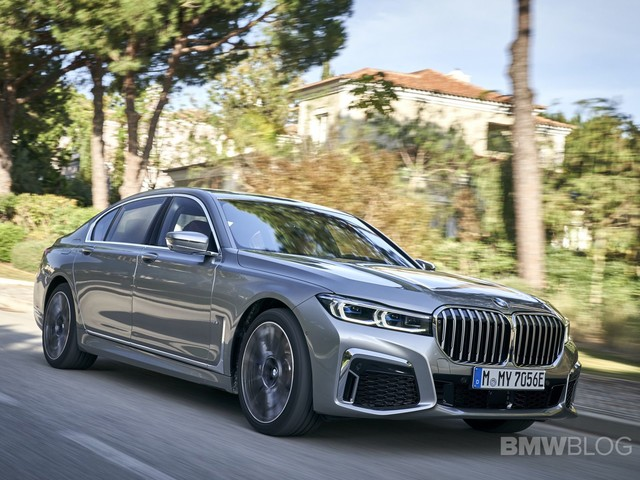 What are others saying about the new BMW 7 Series LCI?