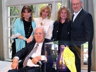 Steven Spielberg's Father, Arnold Spielberg Dies at 103