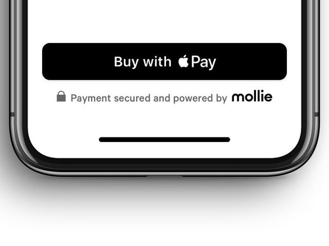 Ook webwinkels klaar voor Apple Pay, via Nederlandse Mollie