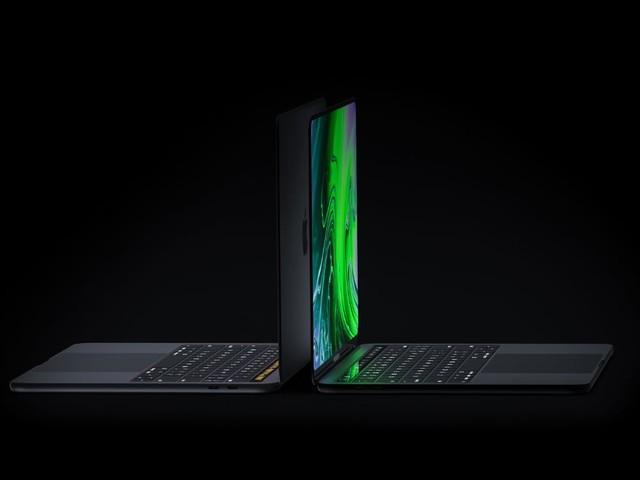 Conceptvideo toont MacBook Pro 2019 met randenvrij scherm en Face ID