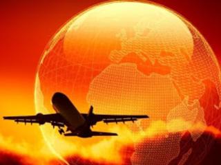 Turbulentie in het vliegtuig