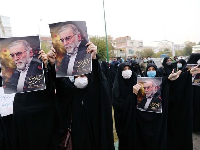 Iran wint weinig met de vergelding van de moord op een atoomgeleerde