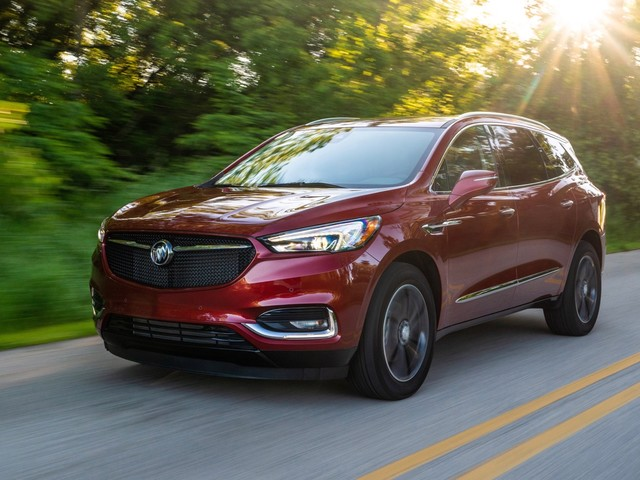 2020 Buick Enclave gets a new Sport Touring package