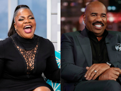 """Back To Bite: Mo'Nique Compares """"Sellout"""" Steve Harvey To A House Slave"""